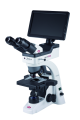 microscopio superior con pantalla 10